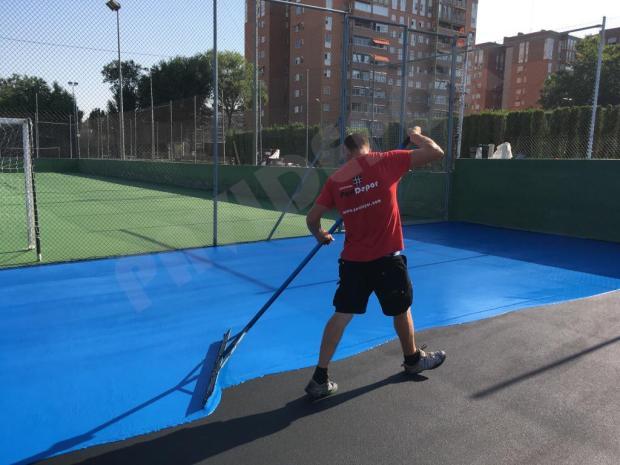 Tenis Cushion