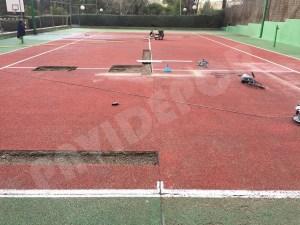 Reparación tennisquick