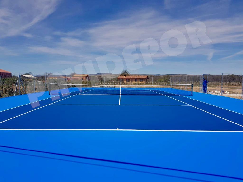 reparación tenis