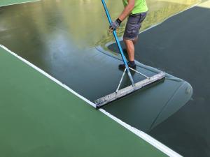 pintura tenis