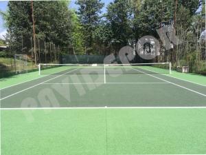 Pintado tenis Madrid