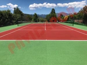 reparación tenis madrid