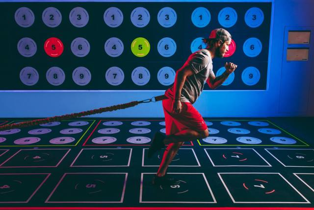 Interactive Flooring