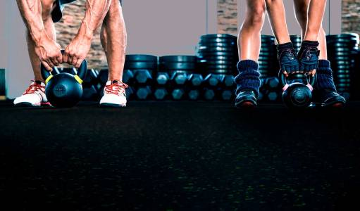 Sound absorbtion flooring for gyms: acoustic by Pavigym