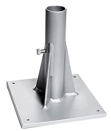 Umbrella Base Aluminum Deck Plate 6100 Pavilion