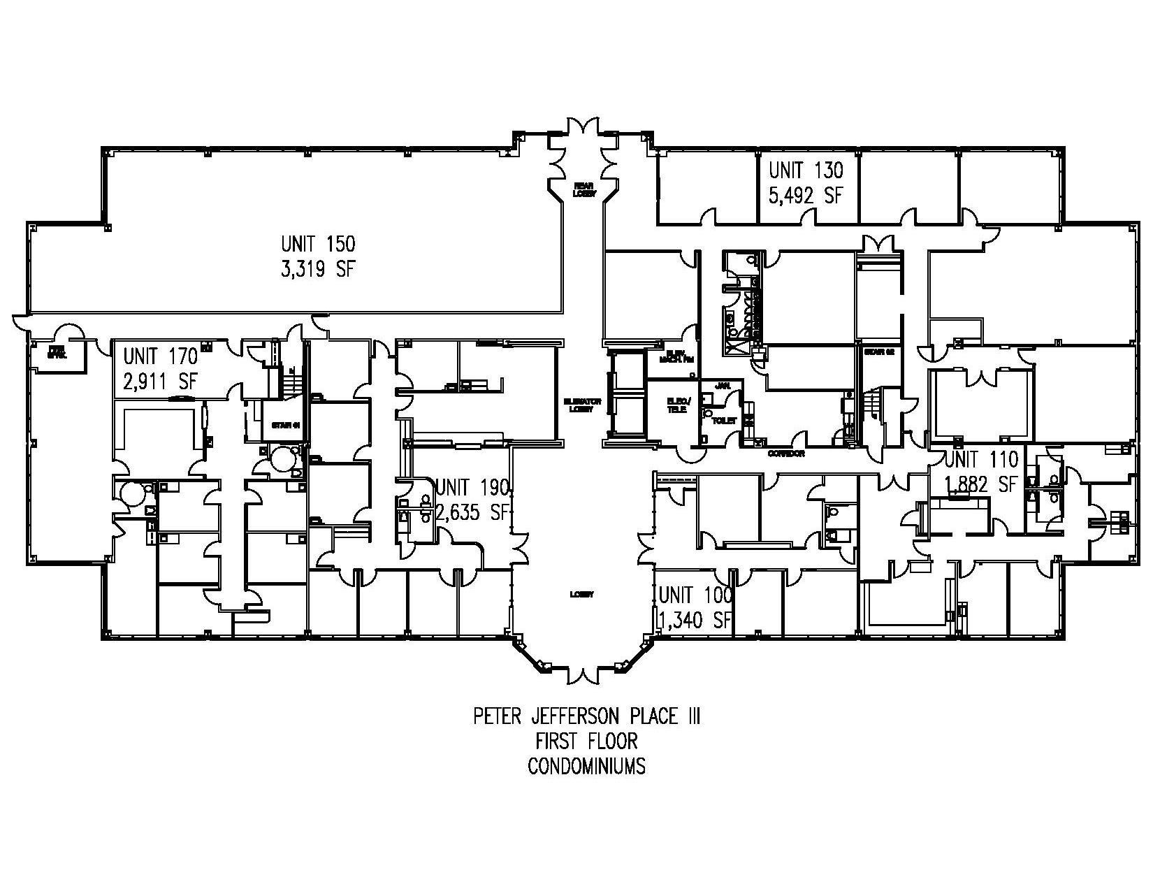 Peter Jefferson Place III- Medical Office Space For Lease