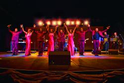 MOTOWN and PHILADELPHIA ON TOUR at the Pavilion Theatre, Glasgow