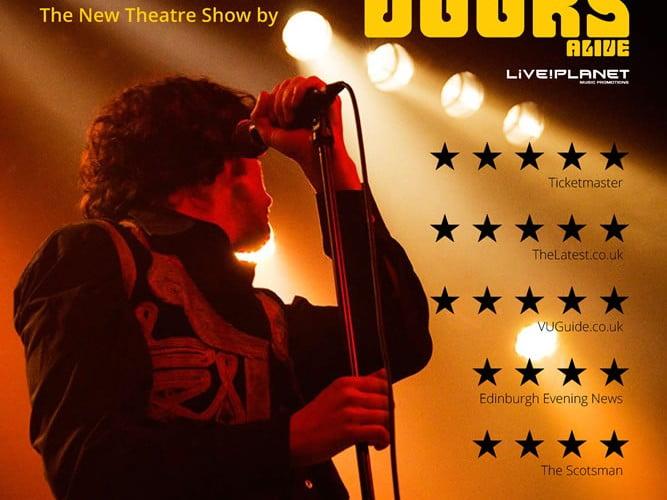 & The Doors Alive present Perception pezcame.com