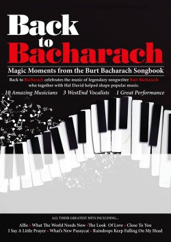Back To Bacharach at the Pavilion Theatre, Glasgow