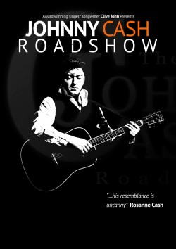 The Johnny Cash Roadshow at the Pavilion Theatre, Glasgow