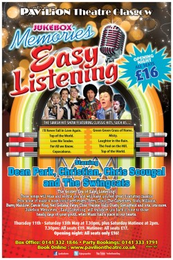 Jukebox Memories: Easy Listening at the Pavilion Theatre, Glasgow
