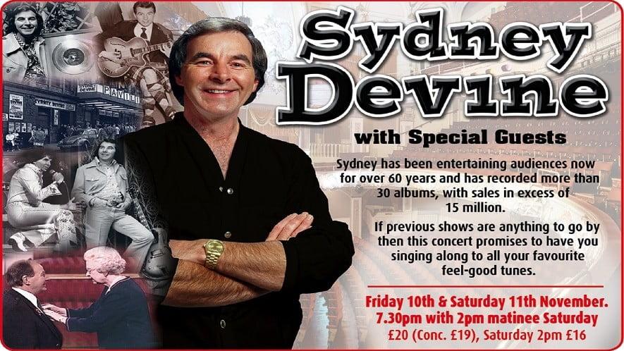 Sydney Devine