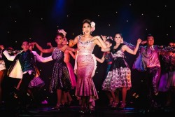 The Ladyboys of Bangkok at the Pavilion Theatre, Glasgow