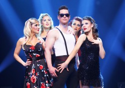An Evening of Dirty Dancing at the Pavilion Theatre, Glasgow