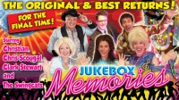 Jukebox Memories – CANCELLED
