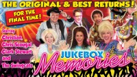 Jukebox Memories – Show Cancelled - CLICK FOR MORE INFO!