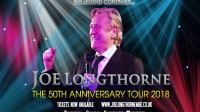 Joe Longthorne: 50th Anniversary Tour