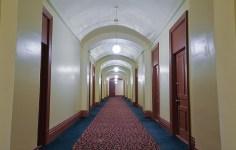 Corridors climatisés