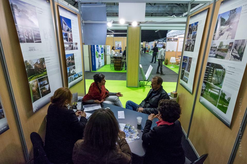Le Salon de lHabitat  Pau  Le Pavillon de lArchitecture