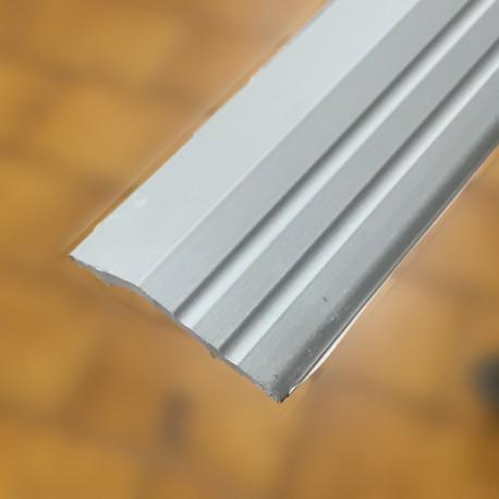 Raccordo Per Dislivello 29 X 55 Spessore Pavimento X 2700 Mm Alluminio Anodizzato Argento Adesivo