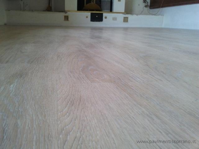 Realizzazioni pavimenti in vinile PVC