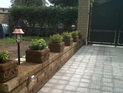 Pavimenti per esterni a Viterbo