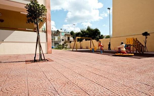 Pavimenti per esterni a Taranto