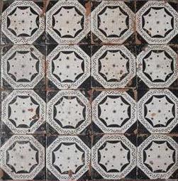 La Riggiola  Napoli Ercolano  Pavimenti antichi