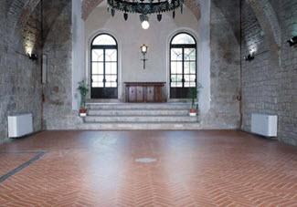 Laria  Torino Santena  Pavimenti in klinker