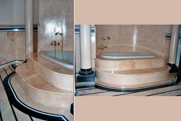 Palletti Marmi  Roma  Pavimenti in marmo