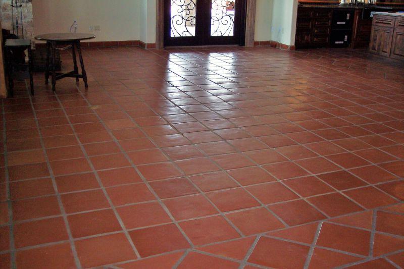 La pulizia delle superfici in cotto come pulire un pavimento in cotto Prodotti e metodo