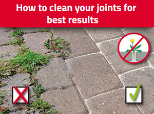 Block paving sand with built in weed killer. KIln dried sand that stops weeds and moss growing