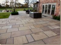 Pavingexpert - Re-Jointing a Patio or Driveway