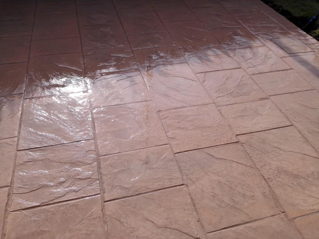 Cemento stampato quanto costa Pavitek pavimenti stampati