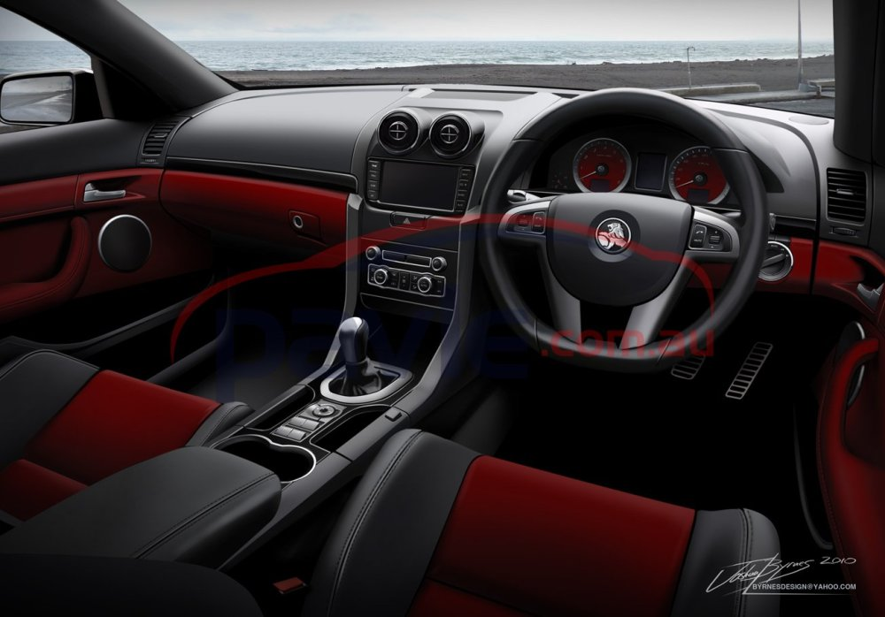 medium resolution of  2011 holden commodore ve series 2 ss v series interior