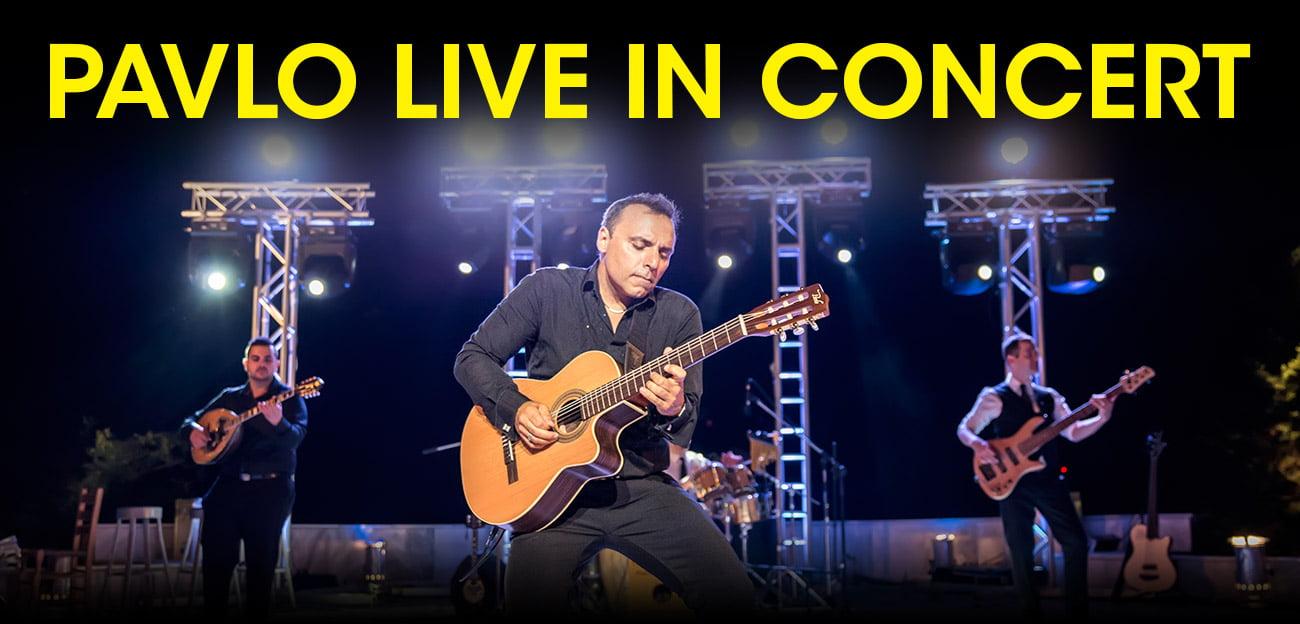 Concerts Pavlo