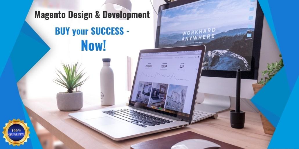 Magento Website Development - Double Your Business Revenue