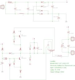 schema landlite 27w  [ 1116 x 1127 Pixel ]