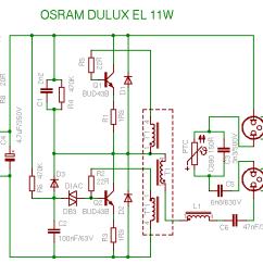 Philips Electronic Ballast Wiring Diagram Lutron Pico مجموعه مدارهای الکترونیکی - .نقشه مدار لامپ کم مصرف