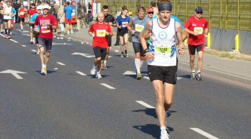 33 Maraton Warszawski - na Ursynowie