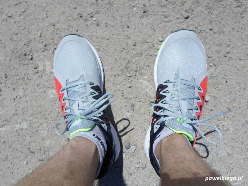 Nike Vomero 9 - na stopach