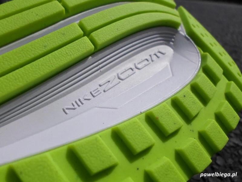 Nike Zoom Pegasus 31 - bieżnik