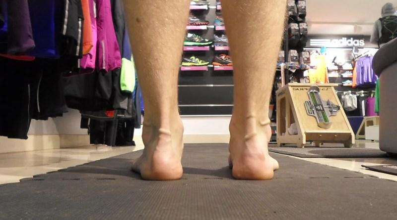 Badanie stopy