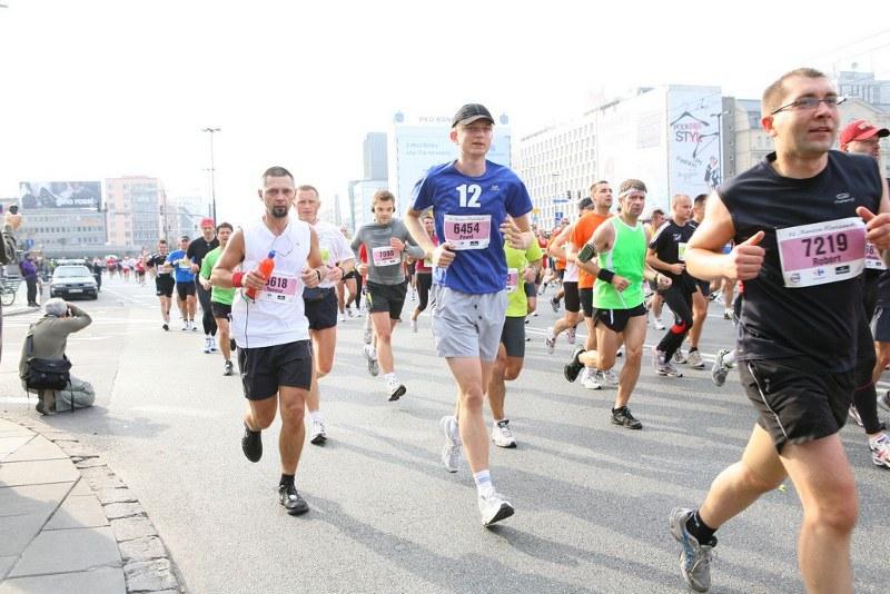 32 Maraton Warszawski - 5 km