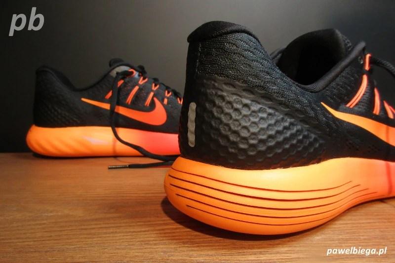 Nike Lunarglide 8 - tyłem