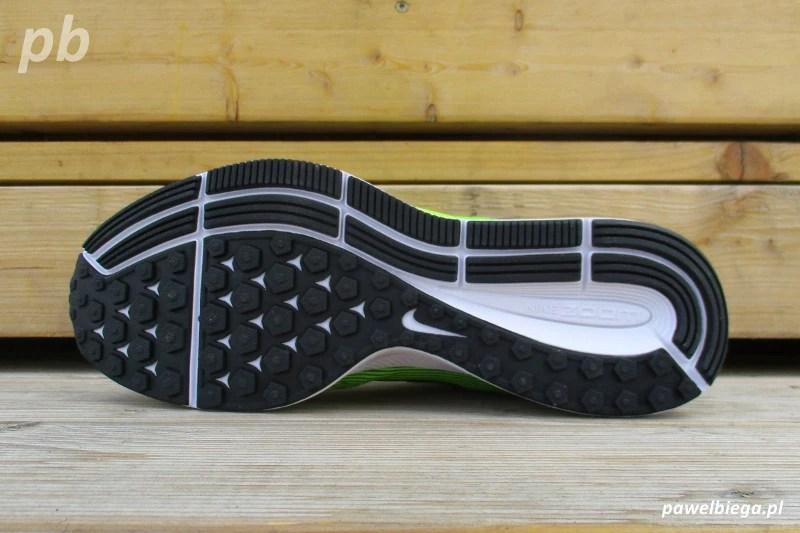 Nike Zoom Pegasus 34 - bieżnik