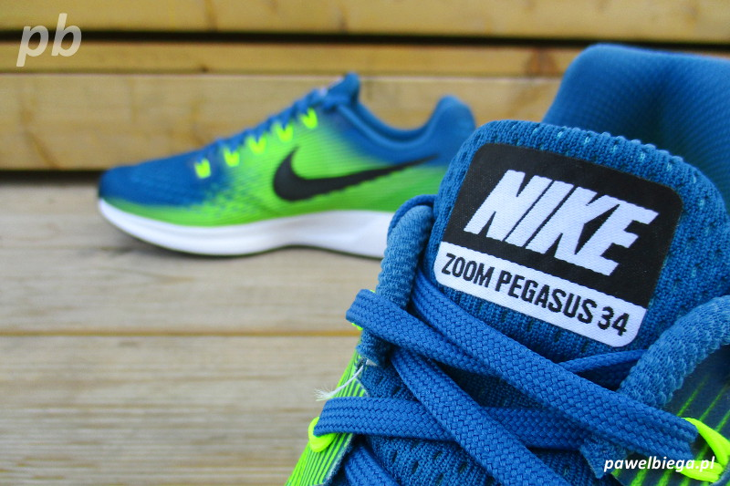 Nike Zoom Pegasus 34 - detal