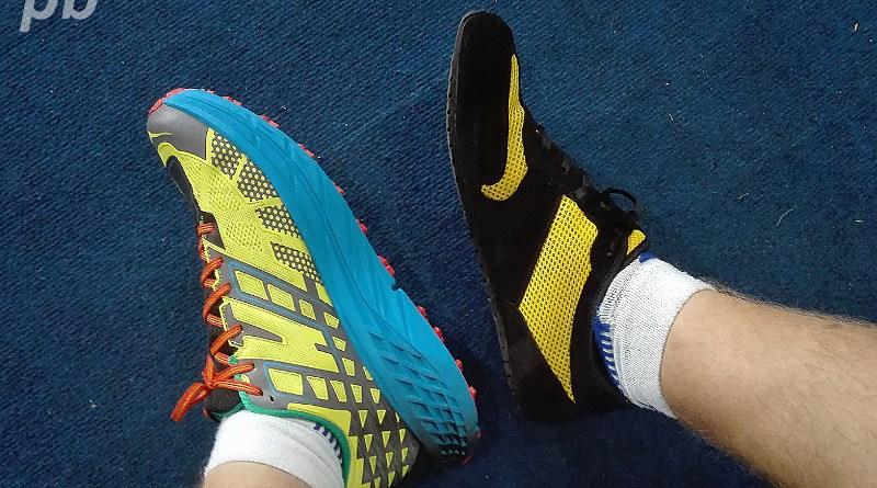 Hoka One One vs Magical Shoes
