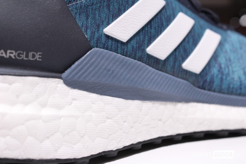 Adidas SolarGlide - Propulsion Rail