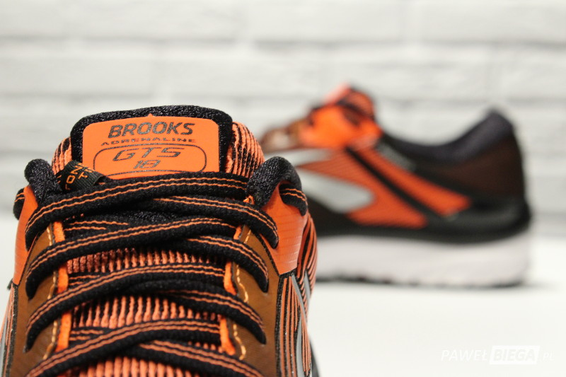 Brooks Adrenaline GTS 18 - detal